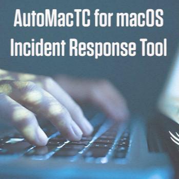「AutoMacTC - Macのフォレンジックトリアージ自動化ツール公開」