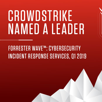 「CrowdStrikeが2019年版「Forrester Wave Cybersecurity Incident Response Services」レポートで「リーダー」に選出」