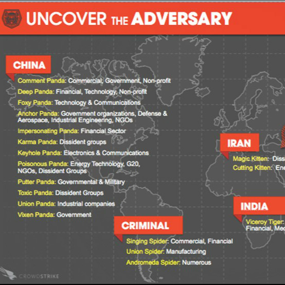 「APT 攻撃に立ち向かう~世界のサイバー攻撃者リスト」