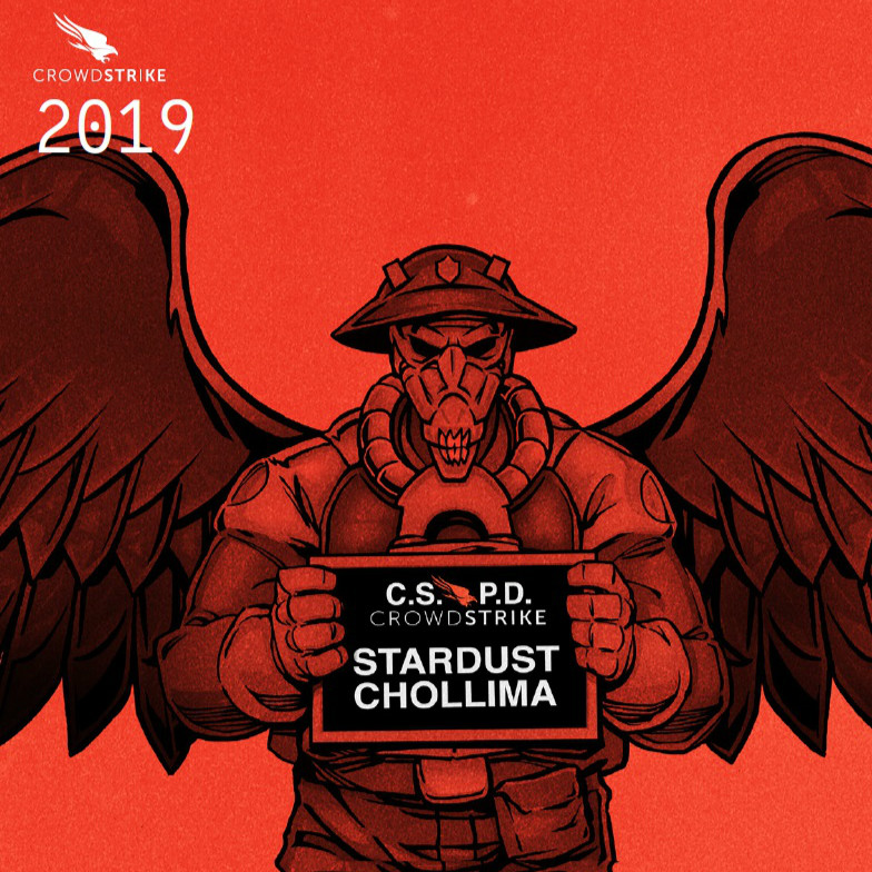 CrowdStrike Adversary Calender 2019 年 12 月