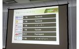 中国国内の代表的なネットサービスの画像