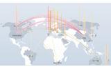 DDoS攻撃の現状が把握できるDigital Attack Mapの画像