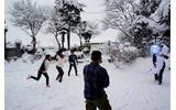 雪の戸隠にて雪合戦、若手CTFチームVSリア充チームの対決!明らかにリア充チーム不利だろ!の画像