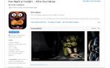 App Storeに『マインクラフト』続編名乗る偽アプリ出現―既に削除済みの画像