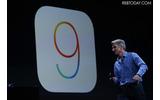 「iOS 9」 (C) Getty Imagesの画像