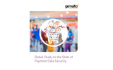 決済データのセキュリティで独自調査、投資、対策、手順ともに不足(ジェムアルト)の画像