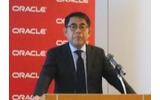 日本オラクルの執行役副社長でありクラウド・テクノロジー事業統括である三澤智光氏の画像