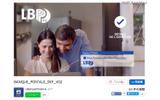 郵便ラポストの銀行子会社ラ・バンク・ポスタルの音声認証の画像