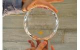 優勝チームに贈呈されるトロフィーの画像