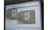 EV SSL署名つきのバンク・オブ・アメリカの偽装ページの画像