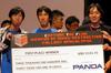 【フォトレポート】sutegoma2 が CTF で2連覇達成、HITB2012