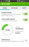 Android向けのセキュリティ対策アプリにファイアウォール機能を追加(Dr.WEB)
