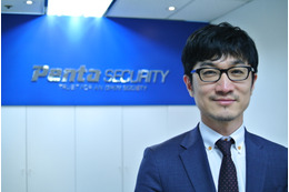Penta Security Systems Inc. の CTO、Duk Soo Kim 氏