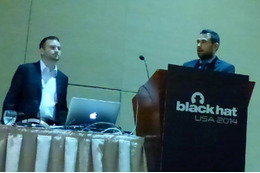 [Black Hat USA 2014レポート] MDM=Mobile Device Mismanagement? ~MDM 製品のペネトレーションテスト結果(NTT Com Security) 画像