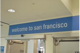 りく君のサンフランシスコ紀行(1)今日はRSA Conferenceに来ているよ 画像