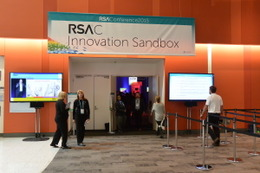 20日に行われたInnovation Sandbox