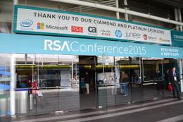 【RSA Conference US 2015】開幕初日から多くの来場者で賑わうモスコーンセンター 画像