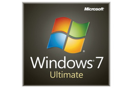 「Windows 7 Ultimate」ロゴイメージ