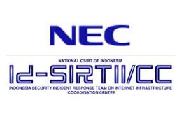 インドネシアId-SIRTII/CCとサイバーセキュリティ領域で協力(NEC) 画像