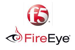 F5とFireEyeがグローバル・パートナーシップを締結(F5、ファイア・アイ) 画像