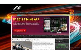 F1公式サイトがハッキング被害に、ハッカー集団「Anonymous」が犯行声明(Formula 1 World Championship) 画像