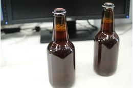 Scan 創刊 17 周年記念クラフトビール納品時。まだラベルが貼られていません