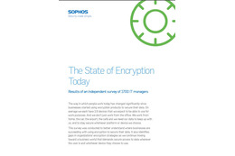 「The State of Encryption Today」
