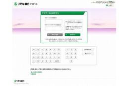「埼玉りそな銀行」を騙る偽サイト