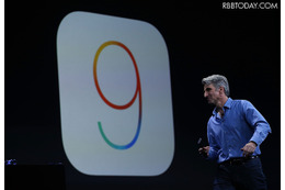 「iOS 9」 (C) Getty Images