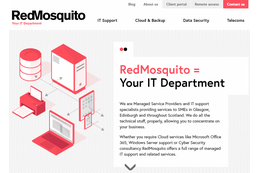 RedMosquito Ltd. ( https://www.redmosquito.co.uk/ )