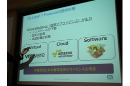 「CA Layer 7」提供形態