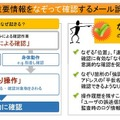 「Nazori Mail Checker」の概要