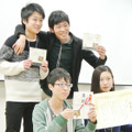 MBSD Cybersecurity Challenges 第3位に選ばれたアルスコンピュータ専門学校の「team Champion」は,受賞発表時にチームから喜びの歓声があがった