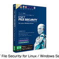 「ESET File Security for Linux / Windows Server」パッケージ
