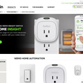 Belkin WeMo Home Automationのサイト