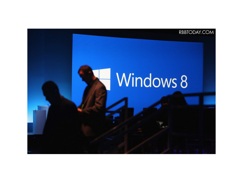 「Windows 8」 (C) Getty Images
