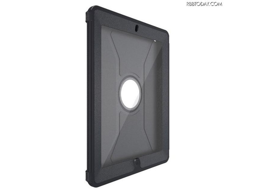 「OtterBox Defender for iPad(第3世代)/2」ブラック