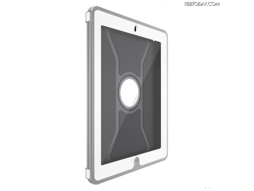 「OtterBox Defender for iPad(第3世代)/2」ホワイト