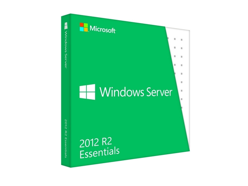 Windows Server 2012 R2 Essentialsパッケージ