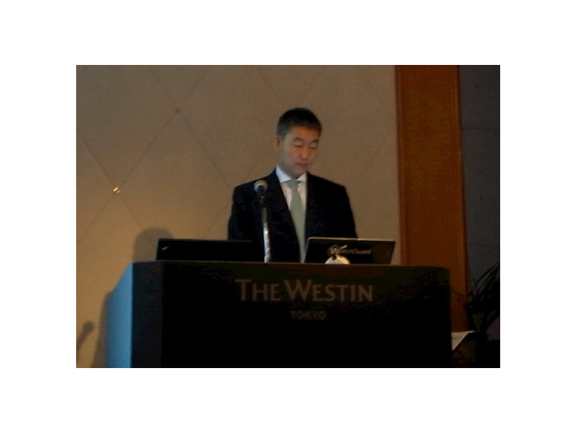 米WatchGuard Technologies Inc.社 CEO Joe Wang氏