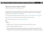 アップルが複数製品のセキュリティアップデートを公開(JVN)