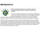 企業向けにモバイル管理のトータルソリューションを発表(日本IBM)
