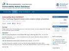 指紋認証入退室管理システムに未対策の脆弱性、リモートから設定変更も(JVN)