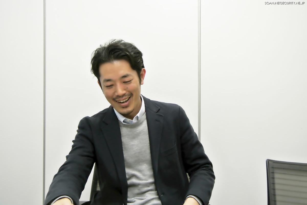 マクニカネットワークス株式会社 技術統括部 セキュリティサービス室  室長代理 柳下元氏