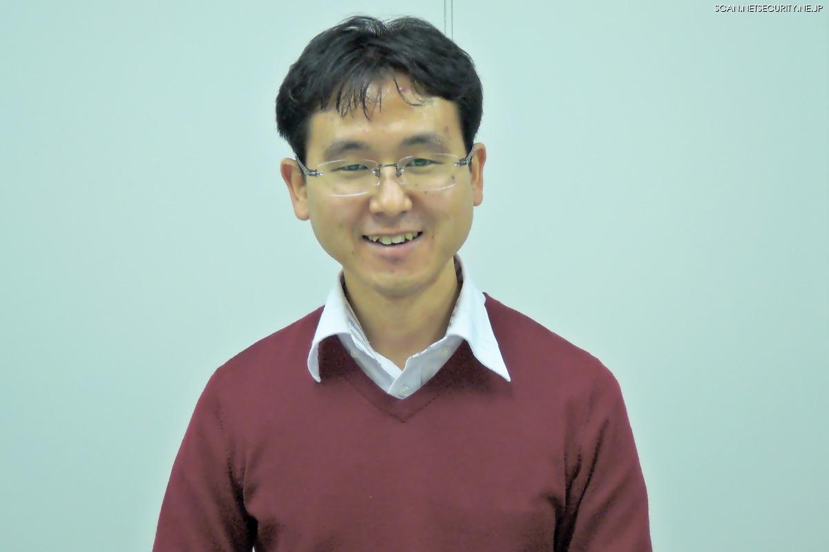 株式会社SHIFT SECURITY 執行役員 工学博士 中村 丈洋