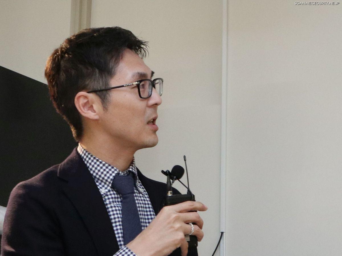 EY新日本有限責任監査法人 プリンシパル 杉山 一郎 氏