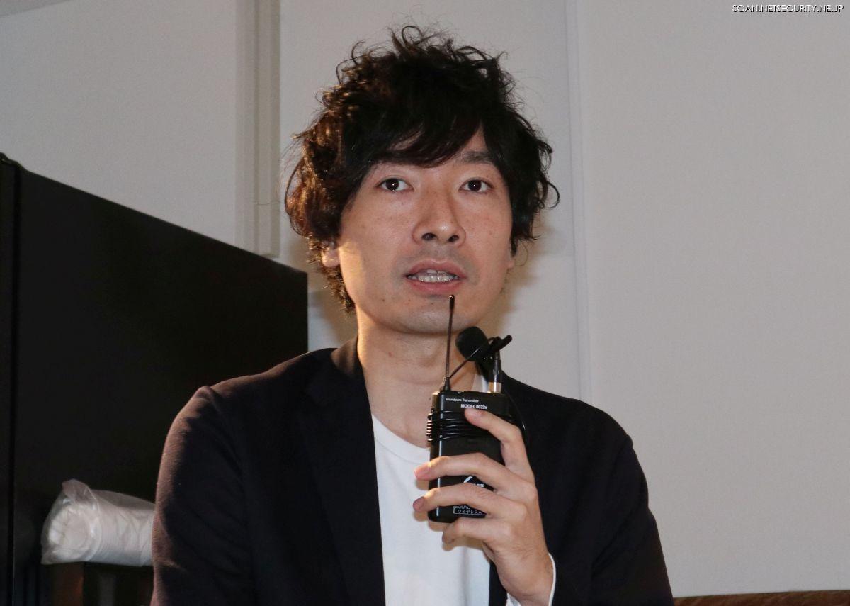 株式会社SHIFT SECURITY 代表取締役社長 松野真一氏