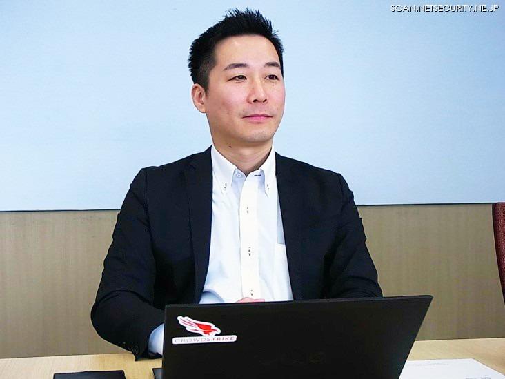 NRIセキュアテクノロジーズ株式会社 MDRサービス推進部長 木内雄章氏