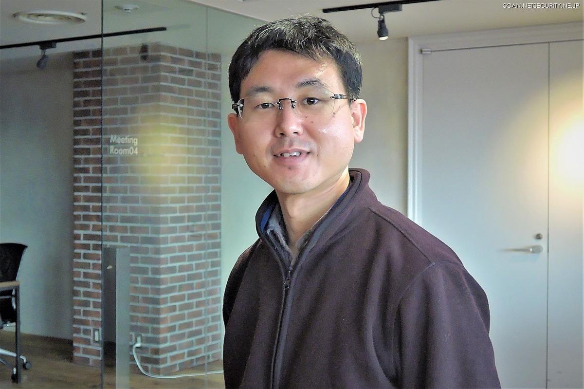 株式会社 SHIFT SECURITY 執行役員 中村丈洋氏(工学博士)
