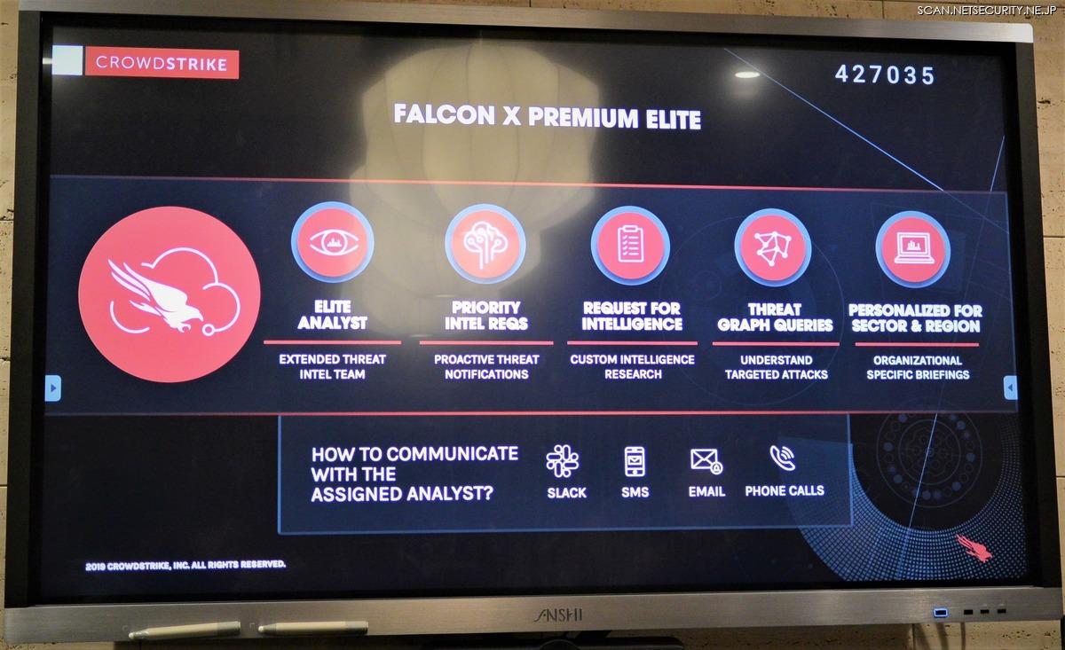 CrowdStrike Falcon X Elite